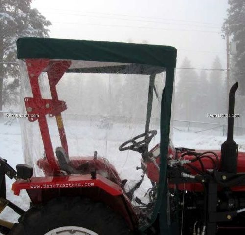 Tractor Cabs and Canopies for Sale | Jinma Mahindra Tractor