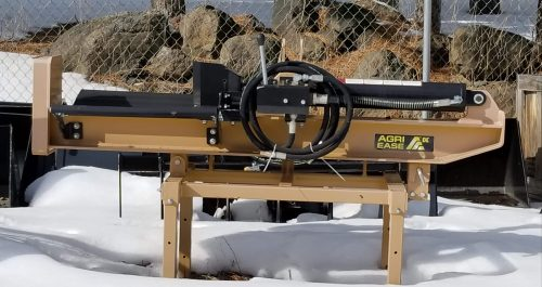 Wood Splitter – 3pt – 20 ton
