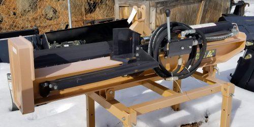 Wood Splitter – 3pt – 20 ton