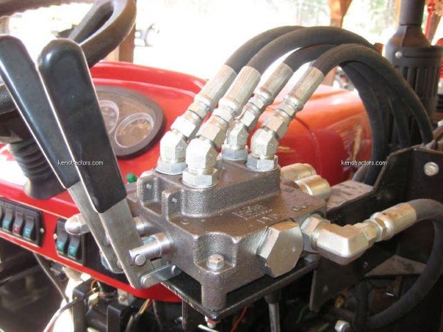 Jinma 254 W Fel Package Deal 1 Keno Tractors