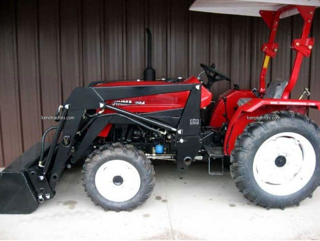 Jinma Tractor Parts : Jinma with factory fel keno tractors