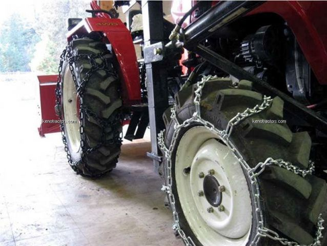 Chains for Jinma Tractor
