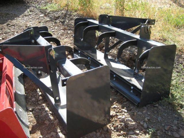 Box Scraper 5 foot Rankin - Keno Tractors
