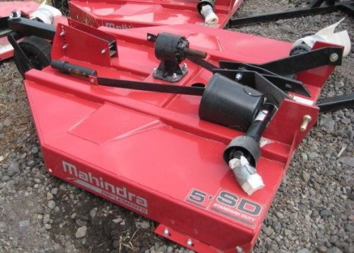 Mahindra – Mower 5′ Standard Duty w/Slip Clutch