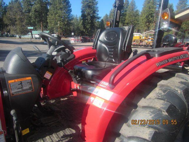 Mahindra 3540 4wd Power Shuttle Transmission Keno Tractors