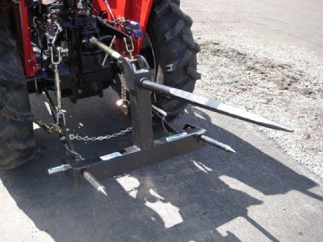 Bale Spear 3 Point Rear Mount Keno Tractors