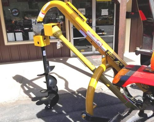Post Hole Digger 12 Inch