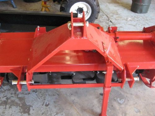 Jinma 60 Inch Heavy Duty Cat 2 Hitch Rototiller