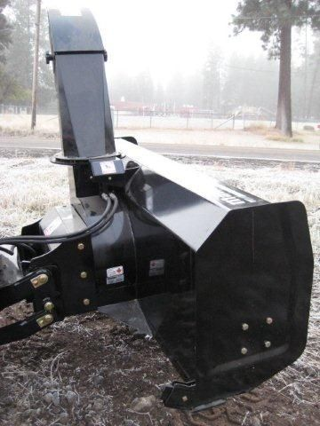 Snow Blower - Front Mount Mahindra Snow Blower 66 inch