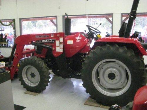 Mahindra 5545 Tractor Loader