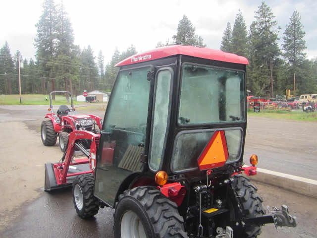 Mahindra Max 26 HST Tractor Cab & Tractor Cabs and Canopies for Sale | Jinma Mahindra Tractor Cabs ...