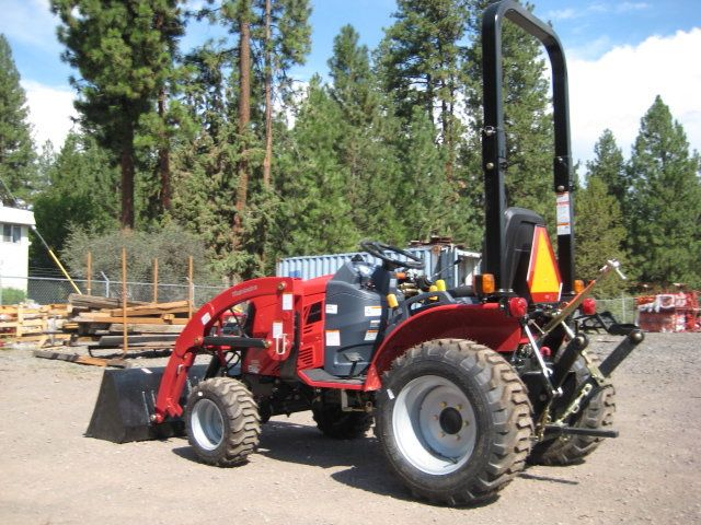 -eMax 22 Tractor