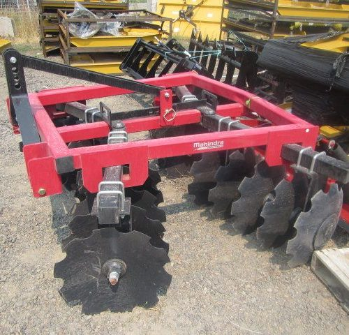 Harrow - Disc Harrow 6 foot Mahindra