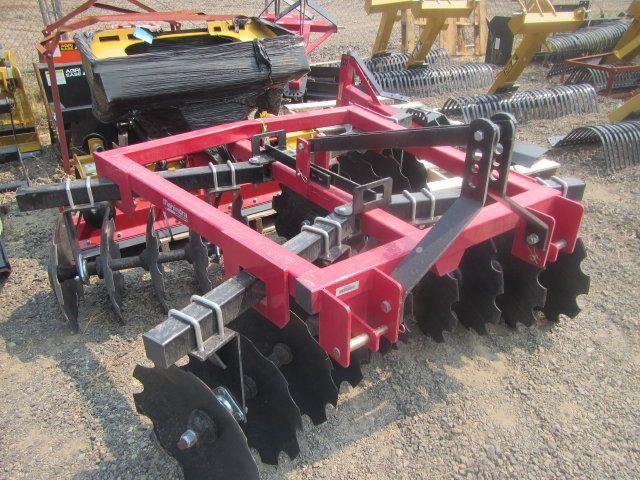 Harrow Disc Harrow 6 Foot Mahindra Keno Tractors