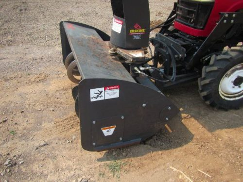 Snow Blower - Front Mount Erskine - Used