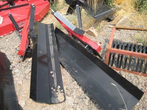 blade 5 mahindra tilt angle rear blade