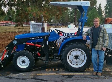 keno tractors review Mathieu R.