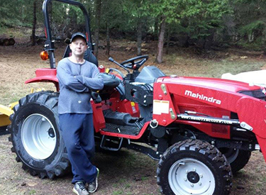 keno tractor review tom