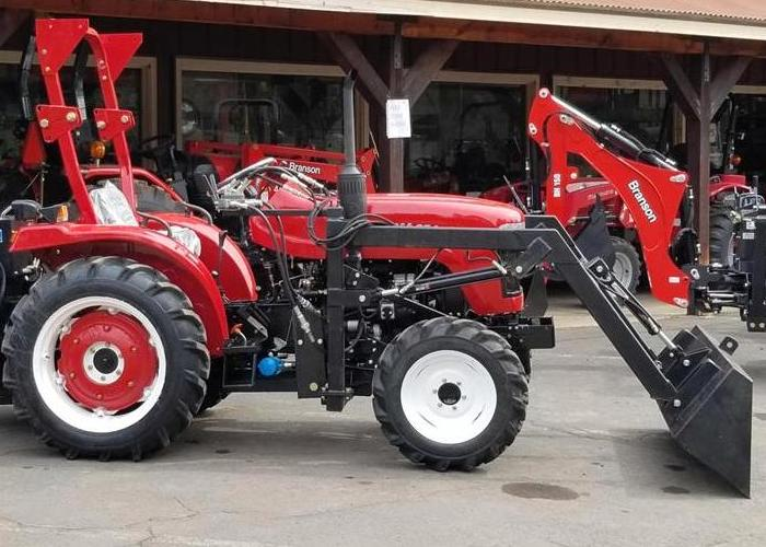 Jinma 254 Tractor Package Deal 3