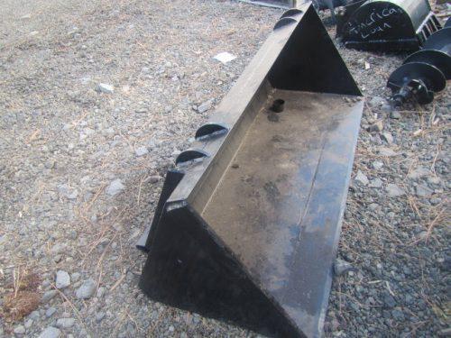 Front End Loader Skid Steer Bucket 54 Inch