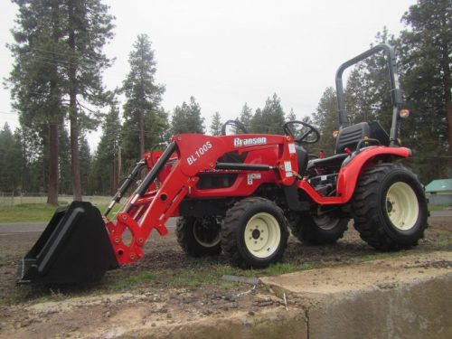 Branson 2400 Tractor with FEL