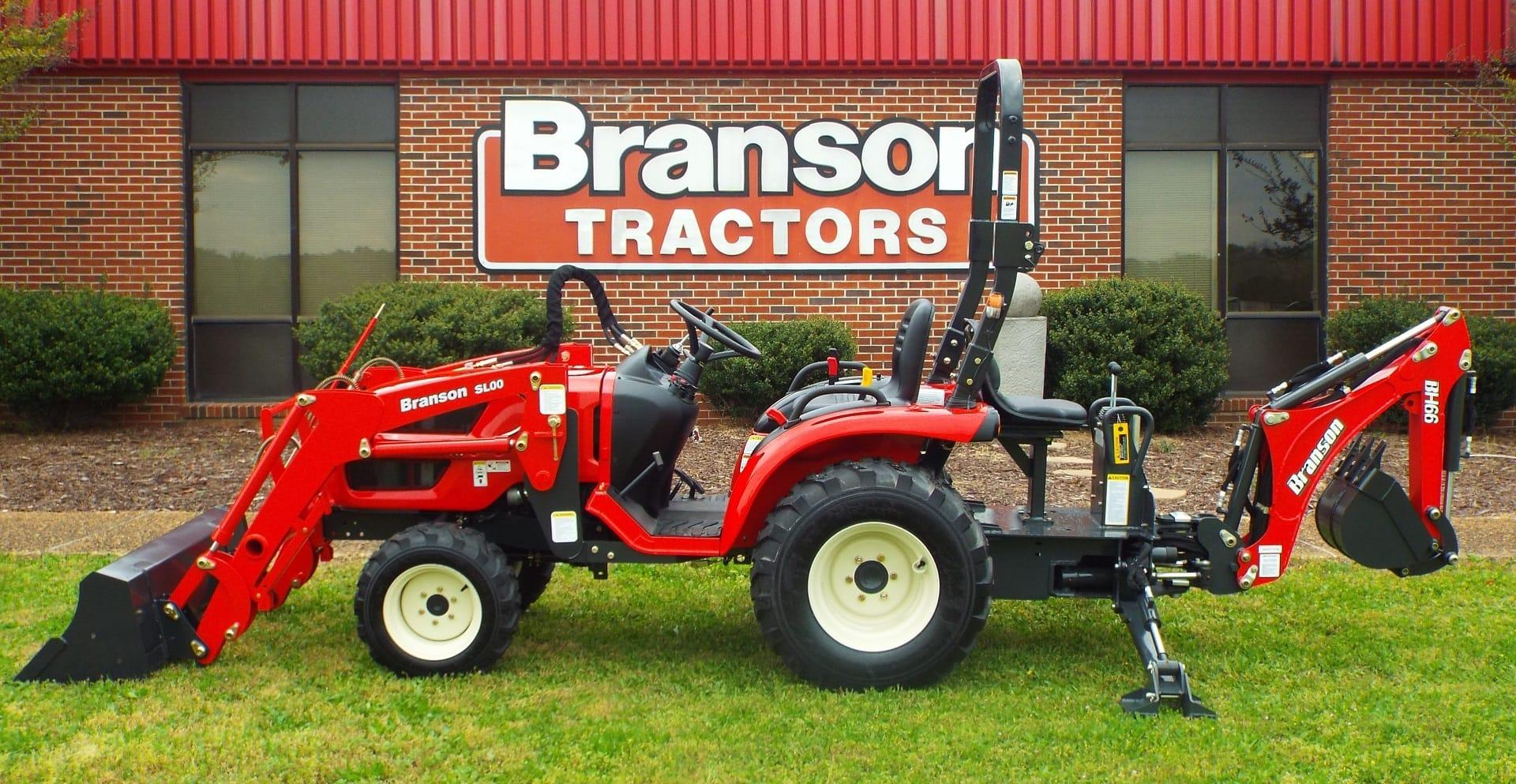 2400 Tractor Loader Backhoe