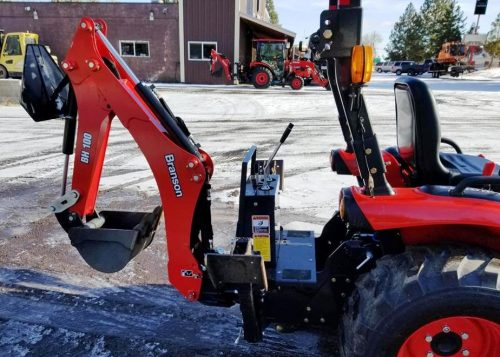 Branson 2400H Tractor Loader Backhoe