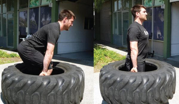 tractor tire workouts