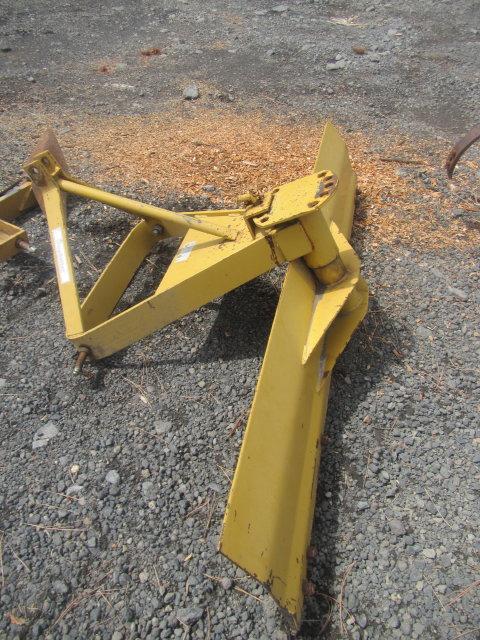 6 foot angle blade