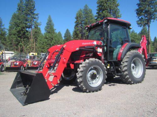 Mahindra 6075 PST Cab Tractor