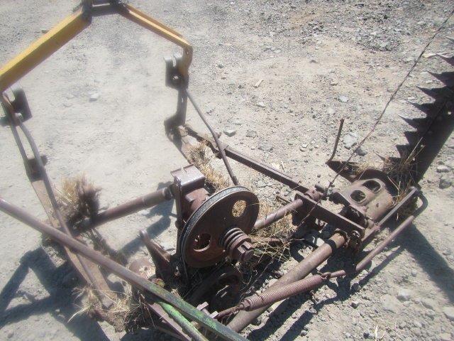 Used Sickle Bar Mower-