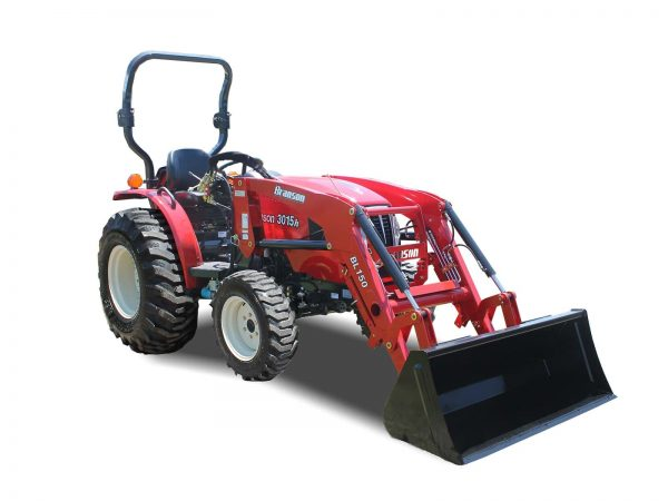 branson 15 series tractor review