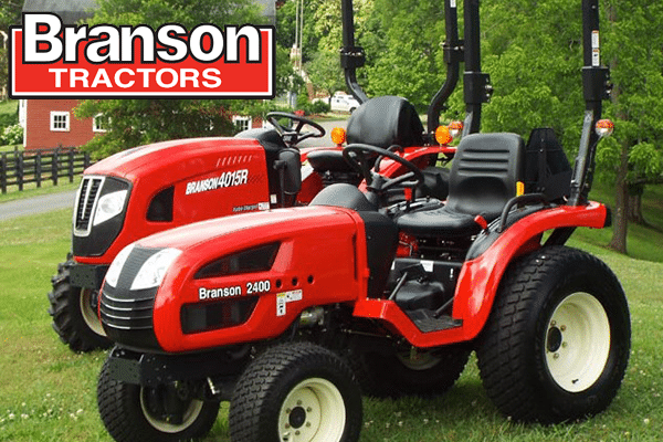 Sptolight – Branson Tractors!