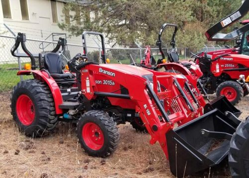 Branson 3015h Tractor Loader