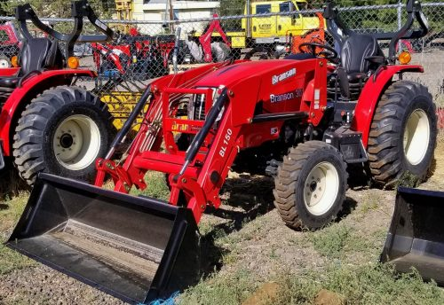 3015h Package Deal Tractor