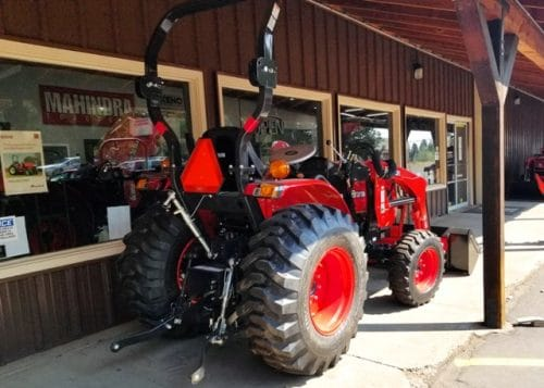 Branson 3515R Tractor with Front End Loader