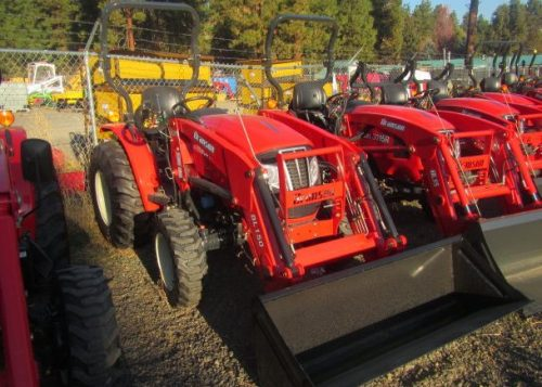 Branson 3515H with Front End Loader
