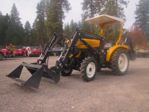 Jinma 284 Tractor Loader Backhoe