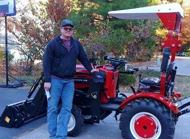 jinma 164 tractor