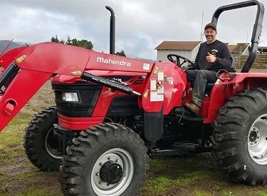 Mahindra 5555 Tractor