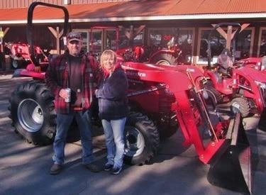 Mahindra 2538 Tractor and Loader