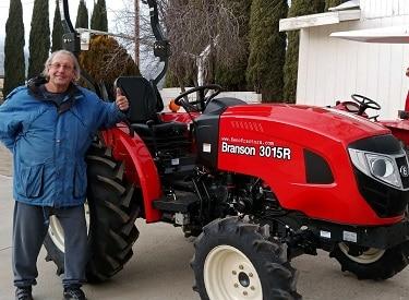 Branson 3015R tractor