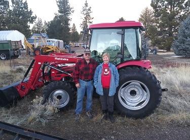 Mahindra 2565 Cab Tractor