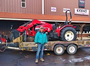 Branson 4520R Tractor