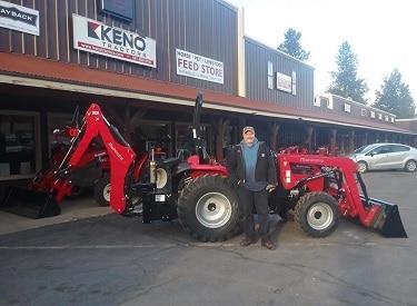 Mahindra 2538 Tractor