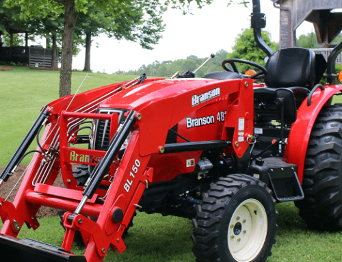 Why Should I Buy a Branson Tractor?