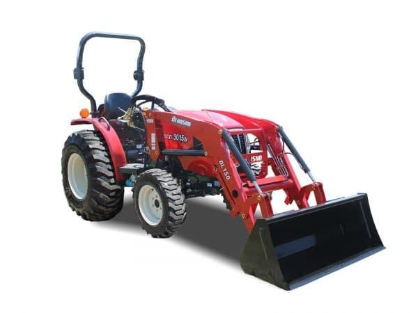 branson tractor engines