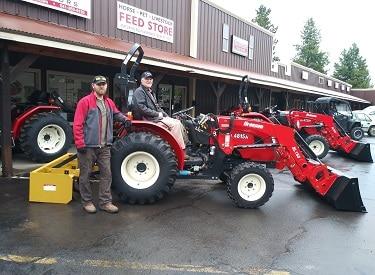 Branson 4815 Tractor