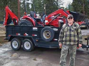 Mahindra 1626 Tractor