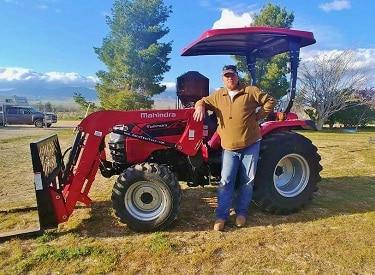 Mahindra 2538H Tractor